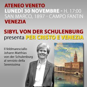 Per Cristo e Venezia 1